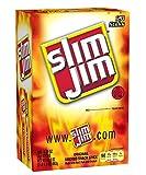 Slim Jim Snack-Sized Smoked Meat Sticks, Original