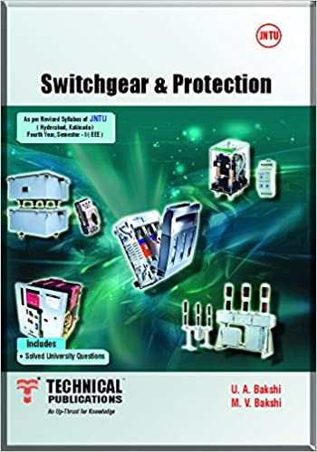 power system protection and switchgear bakshi pdf download
