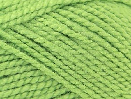 Moss - 548 King Cole Big Value Chunky Knitting Yarn 100/% Acrylic Wool 100g Ball