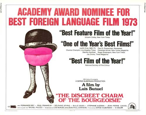 Discreet Charm of the Bourgeoisie - Authentic Original 28