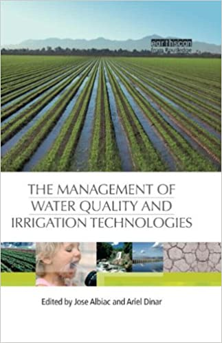 Management of Water Quality and Irrigation Technologies The