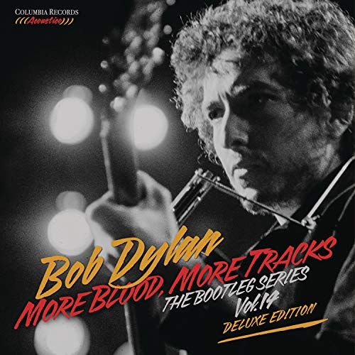 More Blood, More Tracks: The Bootleg Series Vol. 14 from Sony Legacy