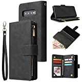 Jorisa Wallet Case Compatible with Samsu...
