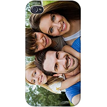 Personalized Add Your Photo iPhone 5/5s Case - Customizable Gift