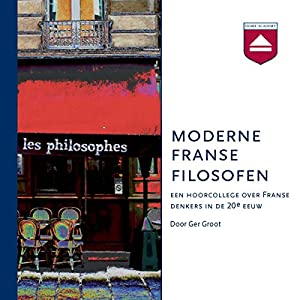 Moderne Franse Filosofen Audiobook
