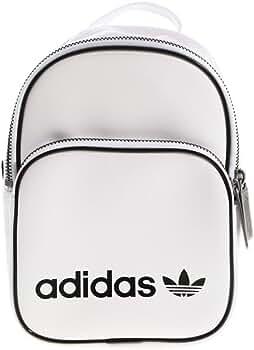 adidas BP CLAS X Mini, Mochila Unisex Adulto, Blanco (Blanco), 24x36x45 cm (W x H x L): Amazon.es: Zapatos y complementos