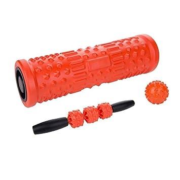 Amazon.com: XUELIANG Foam Shaft Massage Shaft Roller Foam ...