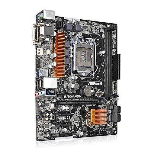 ASRock B150M-HDV Intel RST Drivers Mac