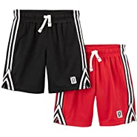 Carter's Boys' 2-Pack Mesh Short