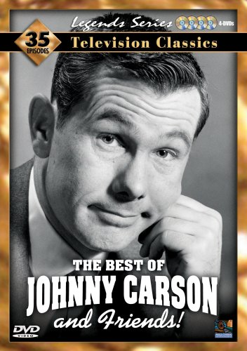 The Best of Johnny Carson and Friends (Best Cover Photos For Guys)