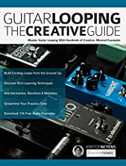 A Creative Guide to Guitar Looper Pedal Mastery       Guitar loop pedals have become massively popular in recent years and for good reason. A looper pedal can be your best friend because they're                A place to quickly store ...