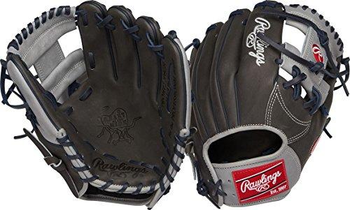 (Rawlings Heart of the Hide Pro I Web Baseball Glove, 11-1/4