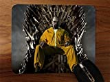 Walter White Game Of Thrones Desktop Mouse Pad by Superior Printing