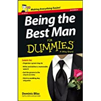 Being the Best Man FD 2e (For Dummies)