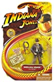 Indiana Jones 3 3/4Inch - Indiana Jones with SubMachine Gun - Last Crusade