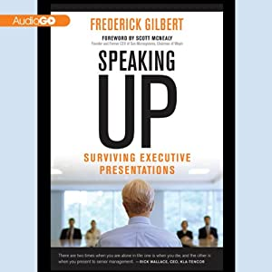 Speaking Up Audiobook