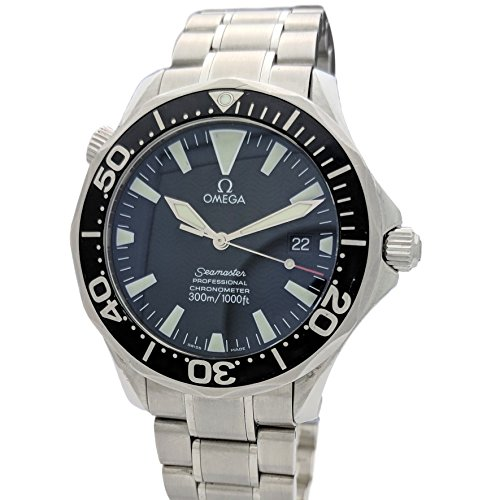 Omega Seamaster 300 Meter Automatic - Omega Seamaster automatic-self-wind mens Watch 2254.50.00 (Certified Pre-owned)