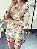 WWQY Women's Cotton Chinlon Pajama , blushing pink , one-size