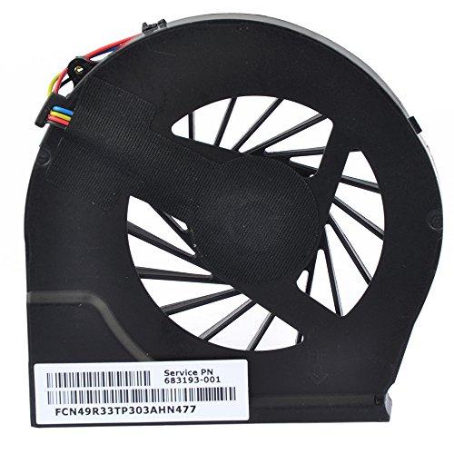 hp 2000 cooling fan - 6
