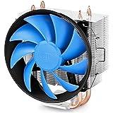DEEPCOOL GAMMAXX 300 CPU-Kühler 3 Heatpipes AM4 READI