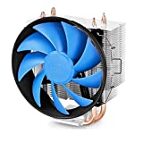 Deepcool Gammazxx 300 Tower Type with 3 Heat Pipe Universal CPU Cooler