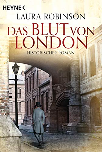 Cover: Laura Robinson - Das Blut von London