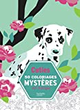 cuties 50 coloriages myst?res coloriages animaux anti stress coloring book for adults french edition