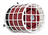 Safety Technology International, Inc. STI-9615 Beacon and Sounder Steel Wire Cage, Approx. 3.7'' Width x 3.5'' Depth