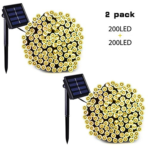 Outdoor Solar Lights For Christmas in Florida - 4