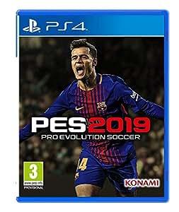 PES 2019 PRO EVOLUTION SOCCER PS4 PlayStation 4 by Konami