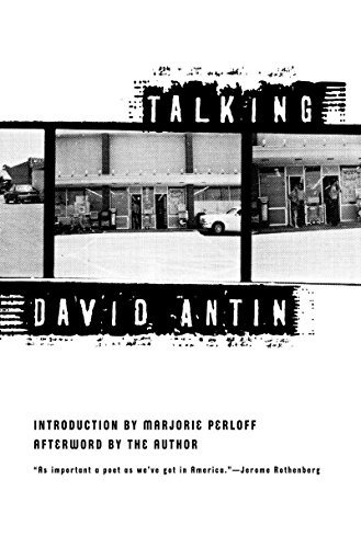 Talking (American Literature (Dalkey Archive))