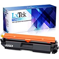 LxTek 17A CF217A Toner Cartridge Replacement for HP 17A CF217A Toner Cartridge High Yield for HP Laserjet Pro M102w M102a Laserjet Pro MFP M130fw M130nw M130fn M130a Printer with Chip (Black, 1-Pack)