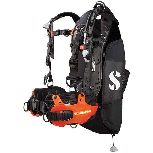 Scubapro Hydros Pro Mens BCD (X-Large / 2X-Large, Orange)