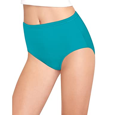 94d2c7738ce Hanes Cool Comfort Pure Bliss Brief P8 at Amazon Women s Clothing store
