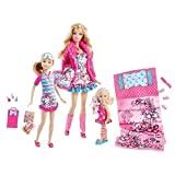 Barbie Sisters Slumber Party Set by Mattel