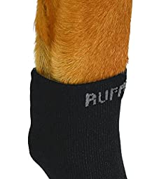 Ruffwear - Bark\'n Boot Liners for Dogs, Comfortable & Quick-Drying, Twilight Gray, 3.0\