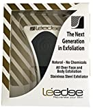 Le Edge Full Body Exfoliator - Black with Gold Print (Limited Edition)