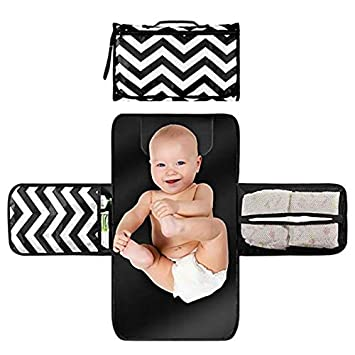 Waterproof baby changing mat sheet portable diaper changing pad care products