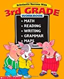 Scholastic Success With 3rd Grade Workbook