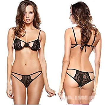 c66bf3dd82 Image Unavailable. Image not available for. Color  Women s 2 Piece Lace Bra  and Panty Set