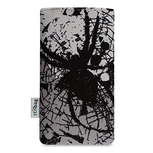 Stilbag Funda MIKA para Huawei P9 Plus - Diseño: Spider Invasion