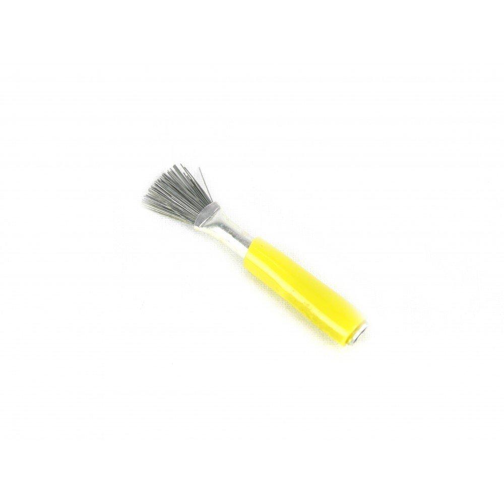 bitte nach dem kauf angeben ca 10 cm lang Farbe schwarz hart // Farbe blau weich Siebkratzer und K/öpfchenkratzer aus Metall