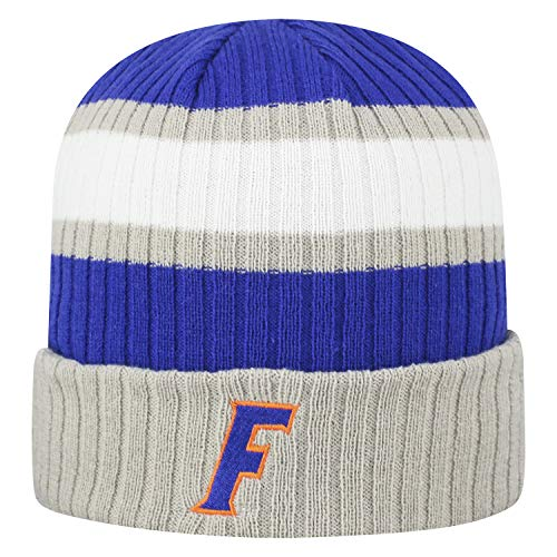 Top of the World NCAA Sub-Zero Cuffed Knit Beanie Hat-Florida Gators