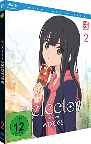 Selector Infected Wixoss - Blu-ray 2