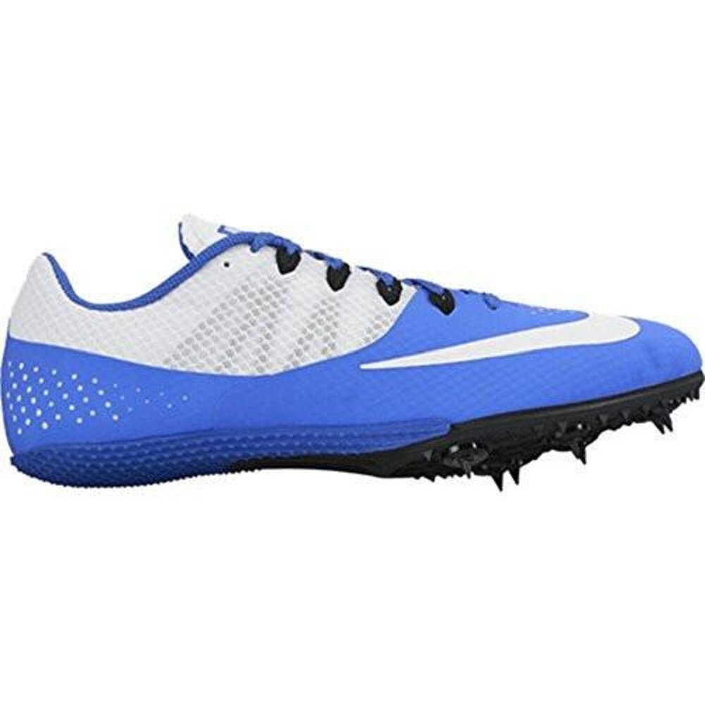 Nike Men's Zoom Rival S 8 Track Field Spikes, Blue/White