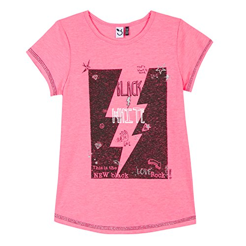 Mexica rosa Fille 3 shirt Pommes Rose T nXZ6WF6Yq