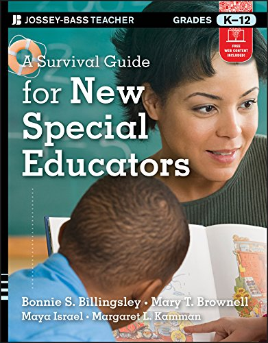 (A Survival Guide for New Special Educators)