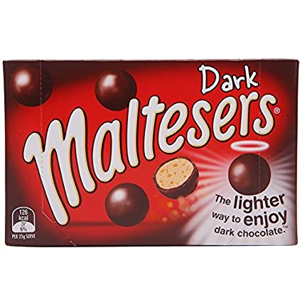 86fe118d9d0 Image Unavailable. Image not available for. Colour: Mars Maltesers Dark  Chocolate ...