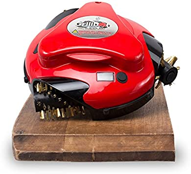 Grillbot Robot LIMPIAPARRILLAS SMARTBOT: Amazon.es: Jardín