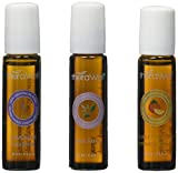 upper canada kitchen - Therawell by Upper Canada 3-Pack 100% Pure Aromatherapy Roll-on Essential Oils, Stress Relief